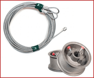 Garage Door Cable & Drum Service